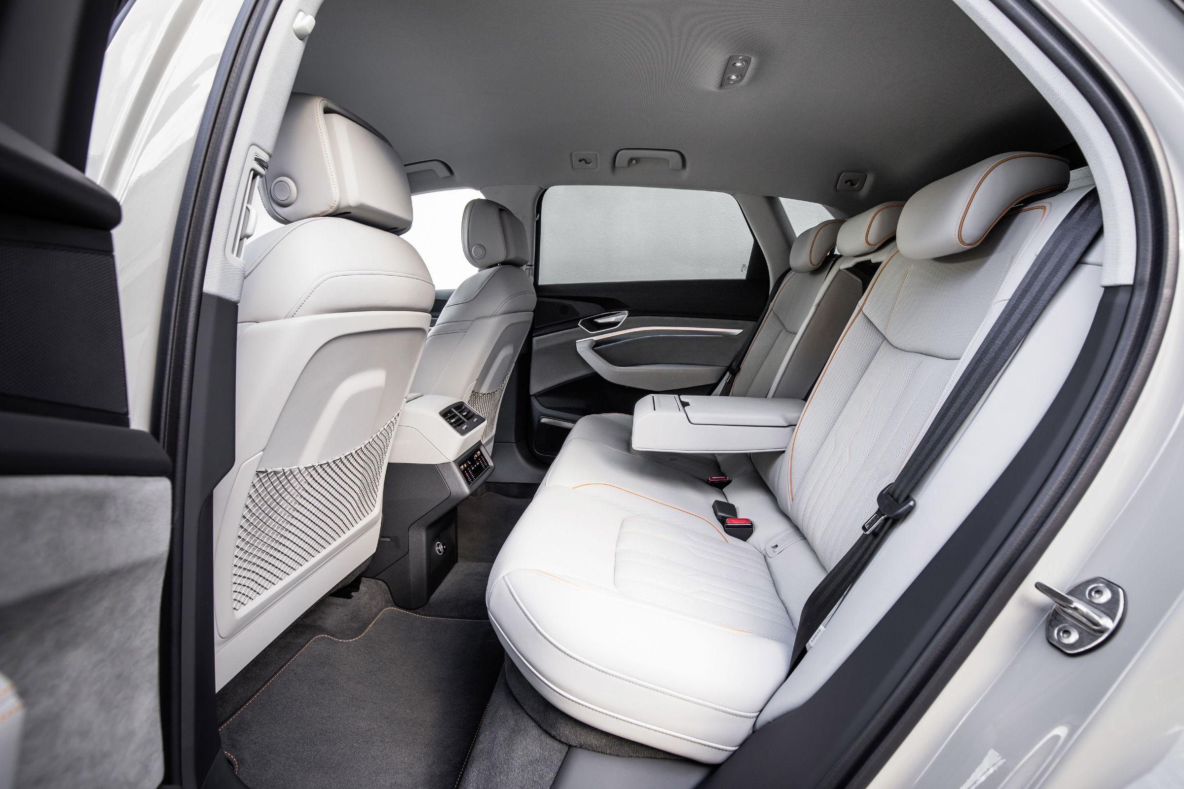 Audi etron Quattro Interior