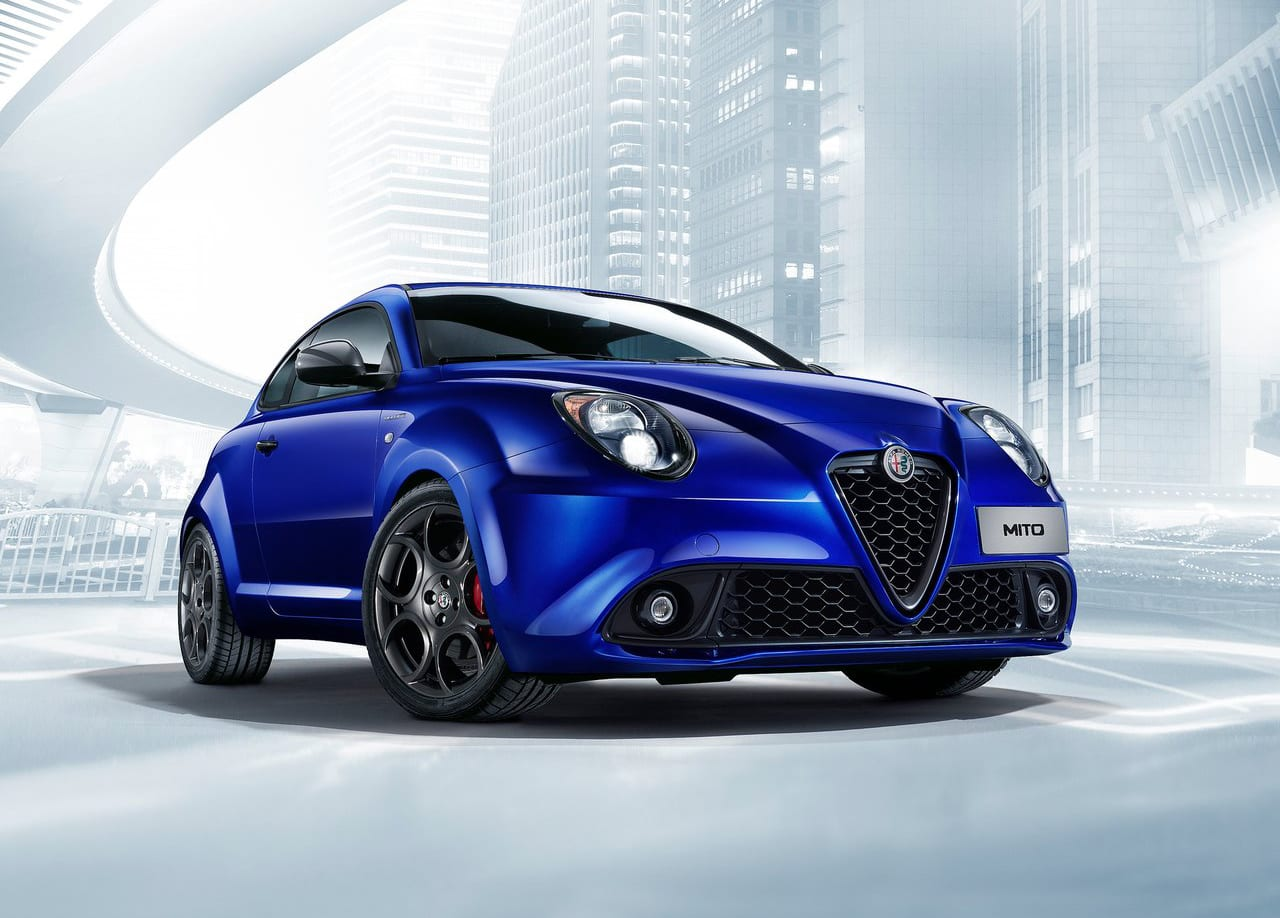 Alfa Romeo MiTo Exterior