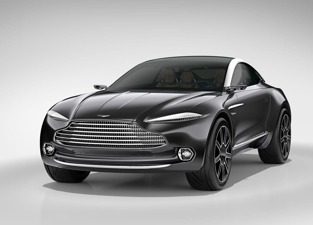 Aston Martin DBX Exterior