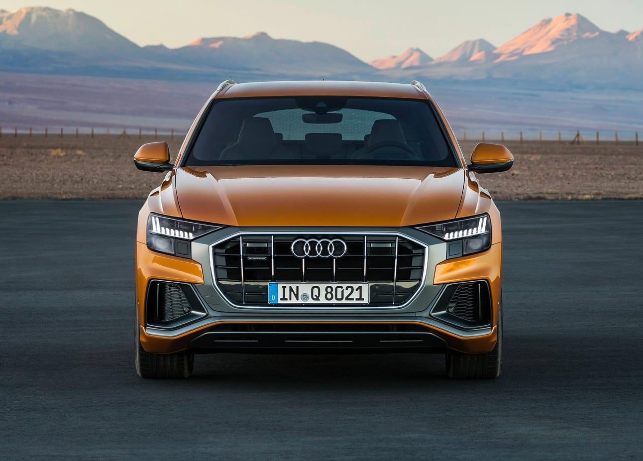 Audi Q8 Exterior