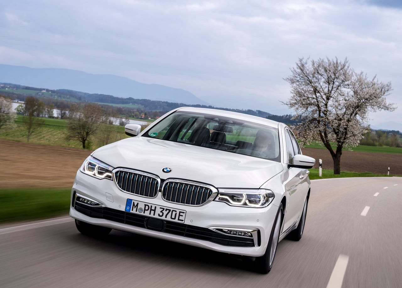 BMW 530e Exterior