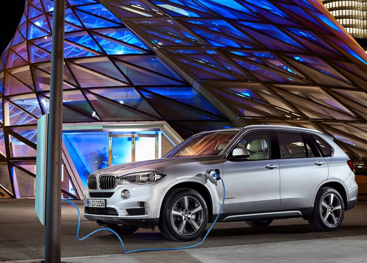 BMW X5 xDrive40e Exterior