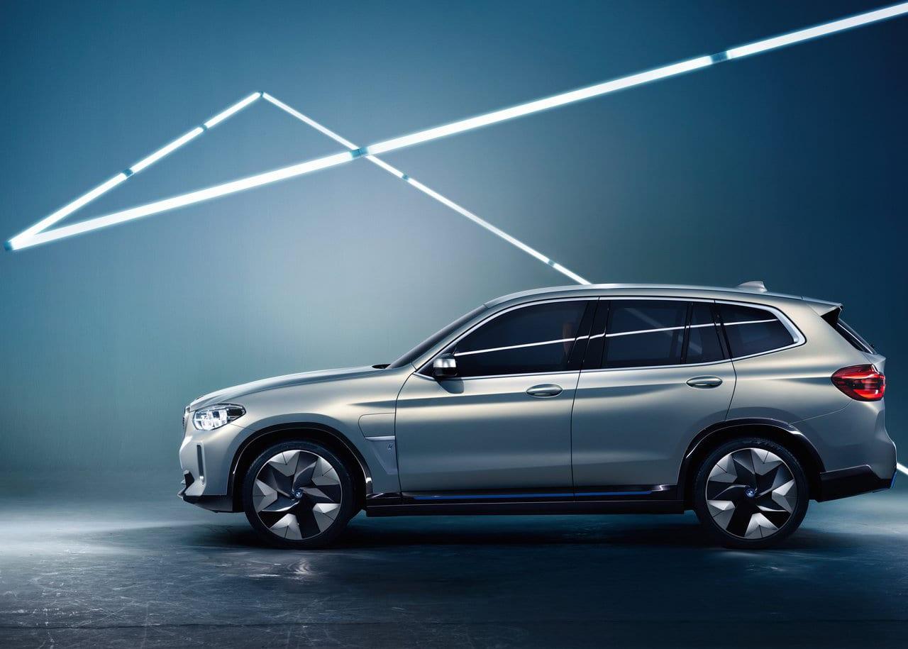 BMW iX3 Exterior
