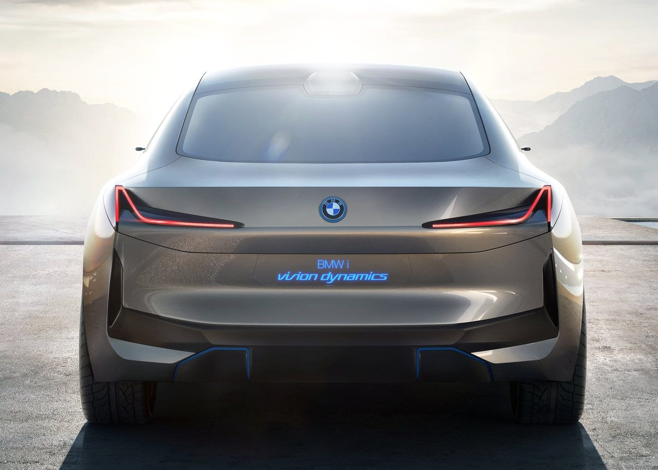 BMW iVision Dynamics Exterior