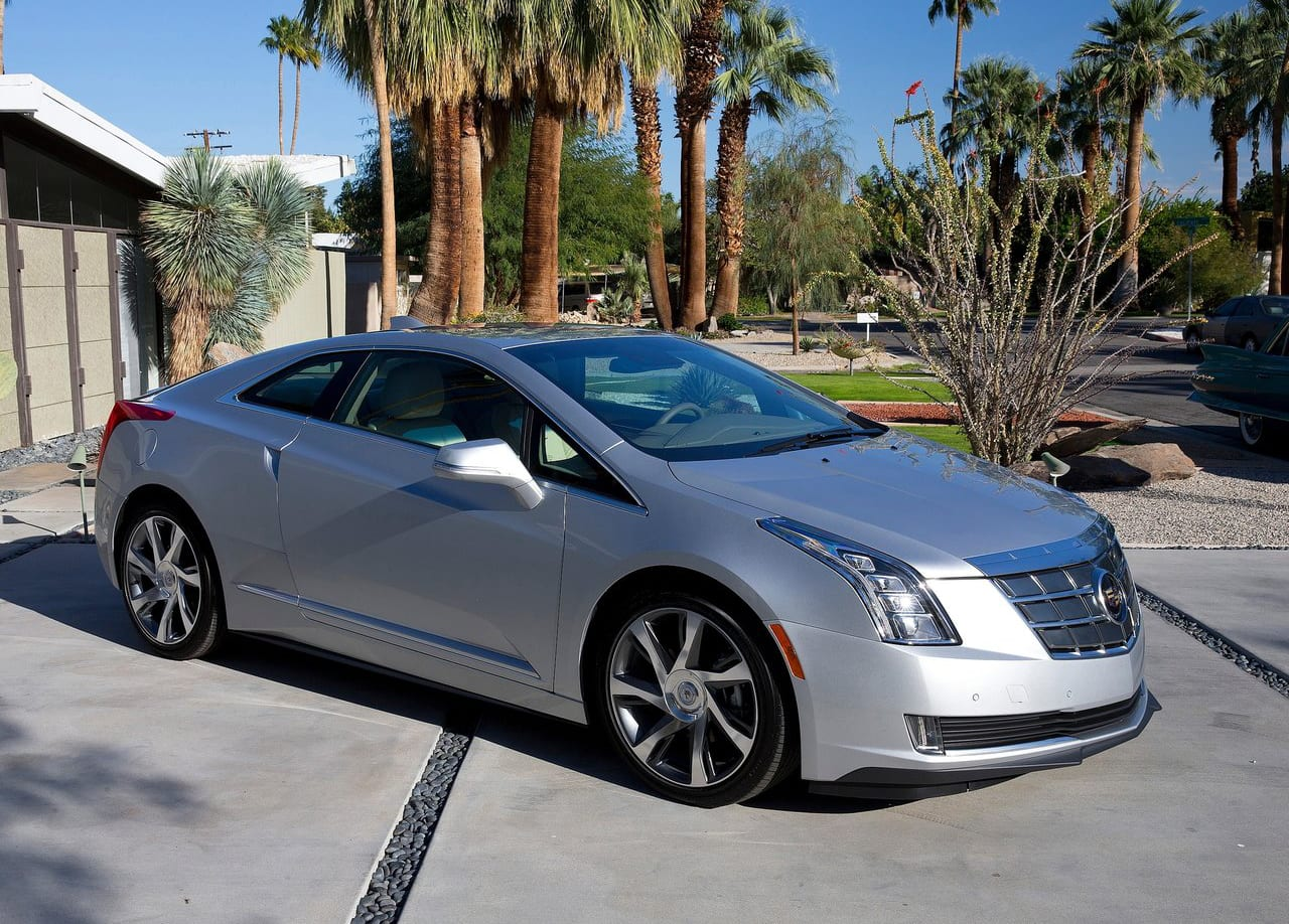 Cadillac ELR Exterior