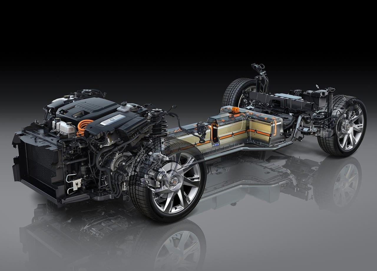 Cadillac ELR Powertrain