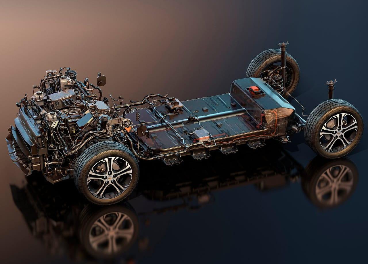 Chevrolet Bolt EV Powertrain