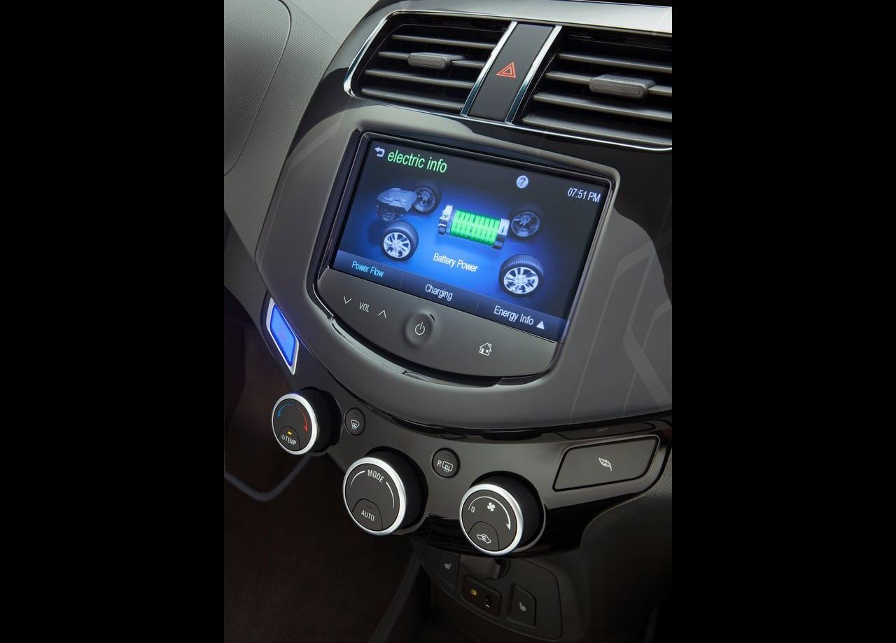 Chevrolet Spark EV Exterior