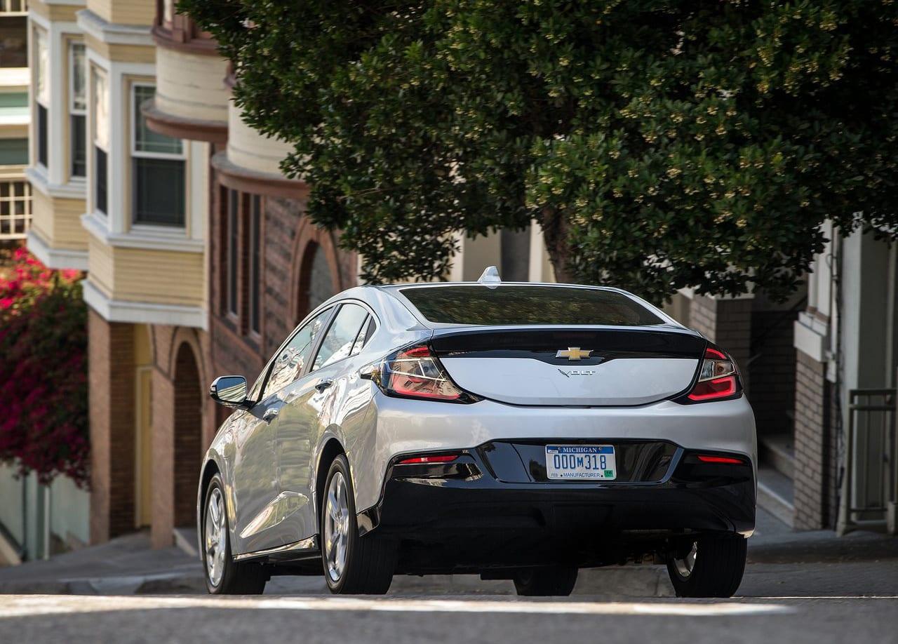 Chevrolet Volt Exterior