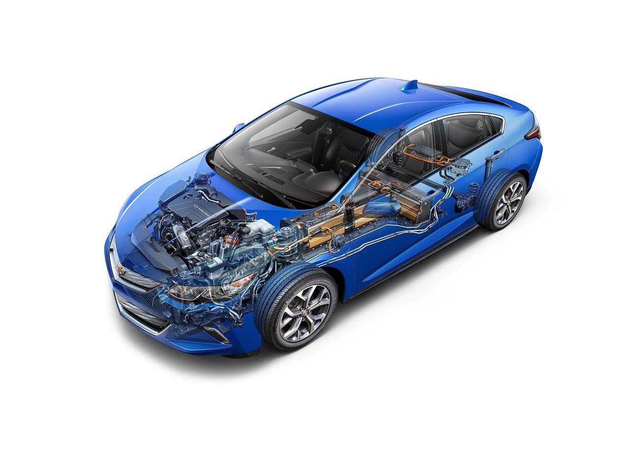 Chevrolet Volt Powertrain