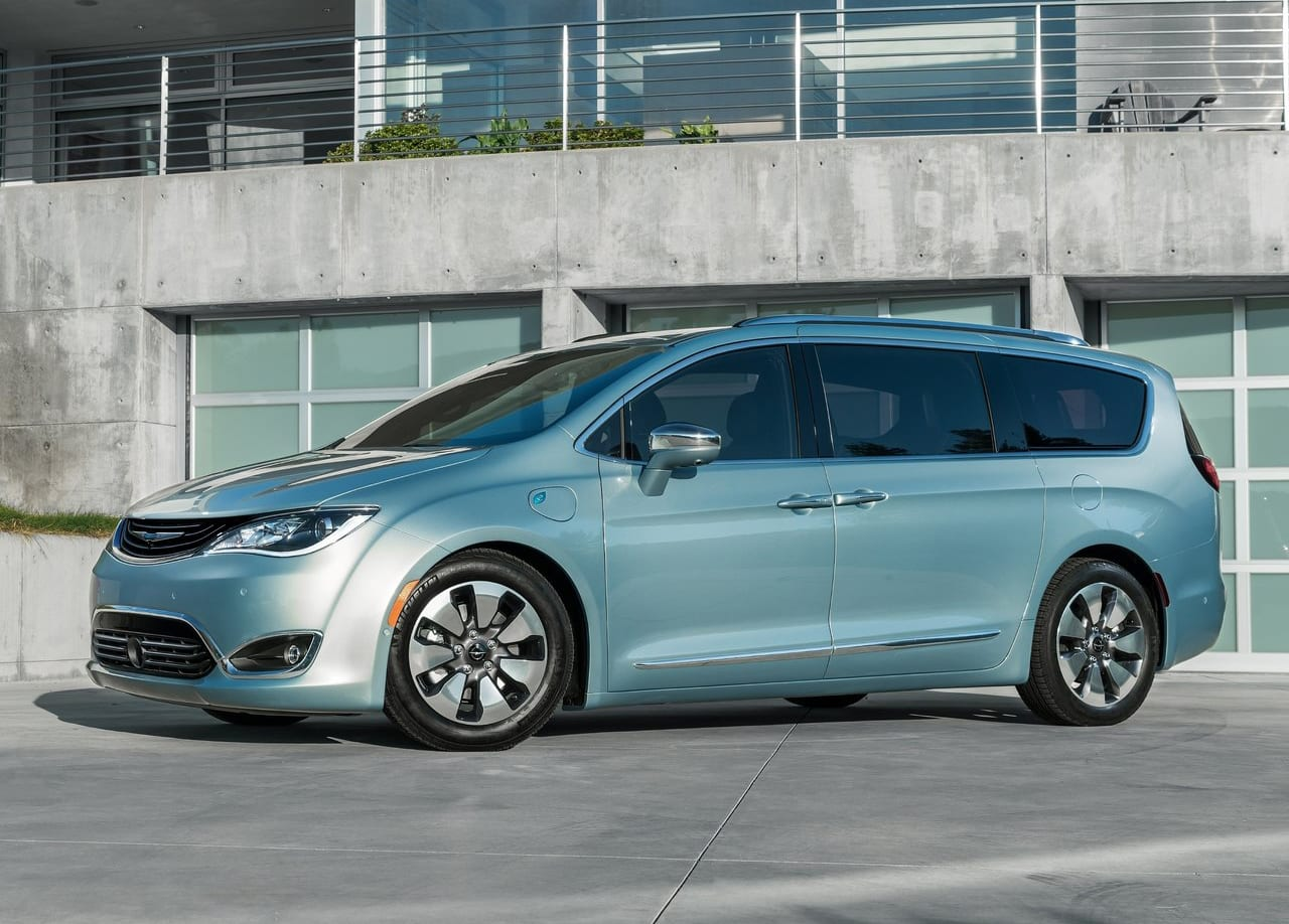 Chrysler Pacifica Hybrid Exterior