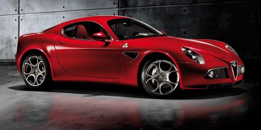 2022 Alfa Romeo 8c | EVBite