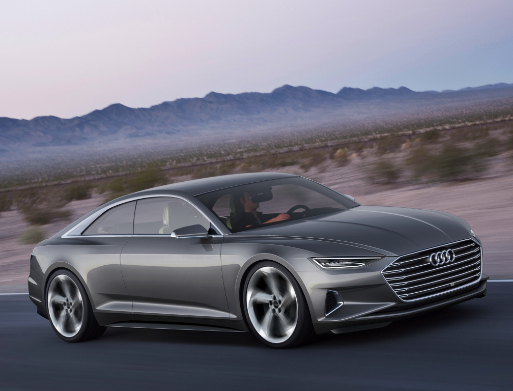 Luxury Electric Cars Audi A9