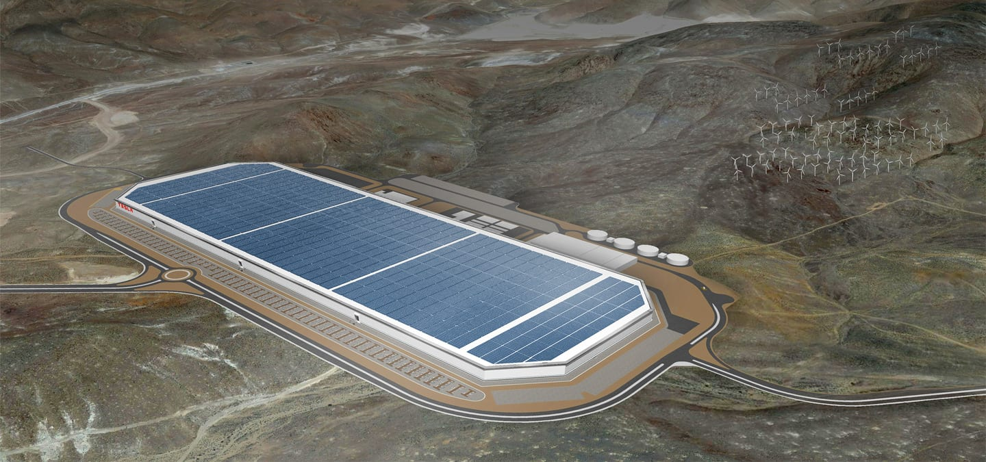 Latest Tesla News - Gigafactory 3