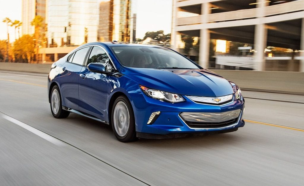 Chevy Volt Plug-in