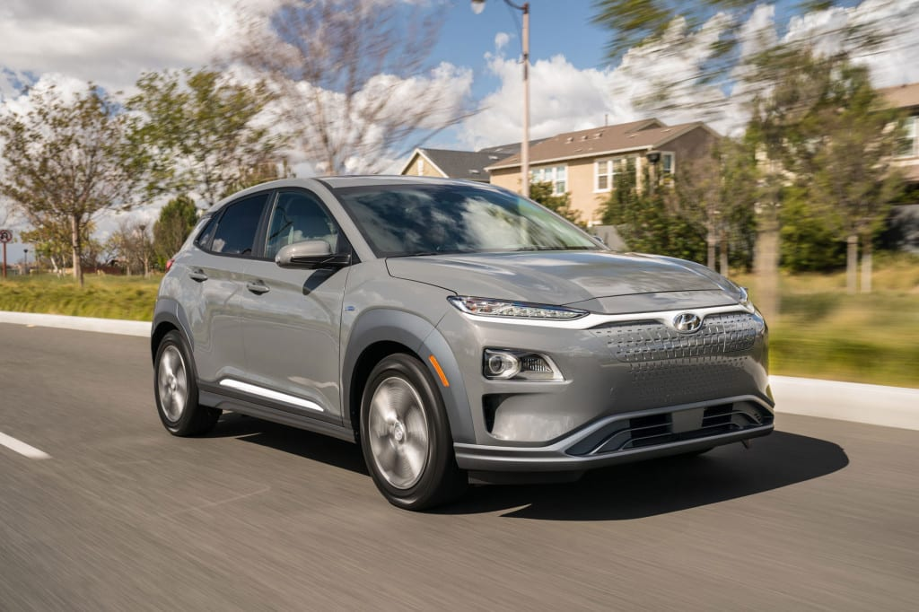 Kona - Best Electric SUV