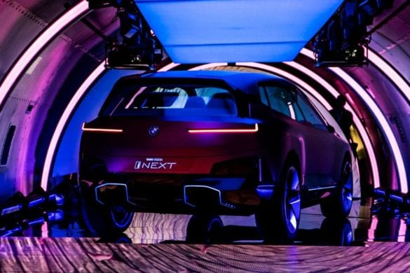 BMW iNEXT Concept Finally Unveiled