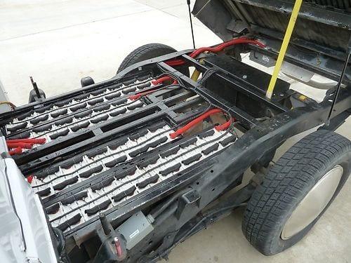 Chevy S-10 EV Battery Pack
