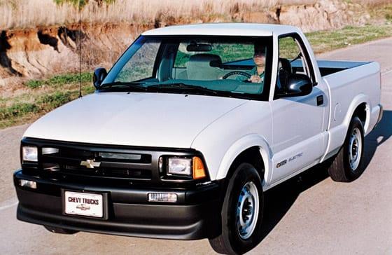 Chevy S-10 EV Exterior