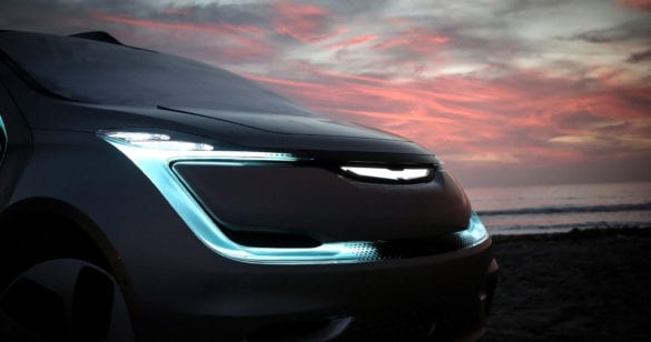 Electric Chrysler Portal Van Confirmed for Production