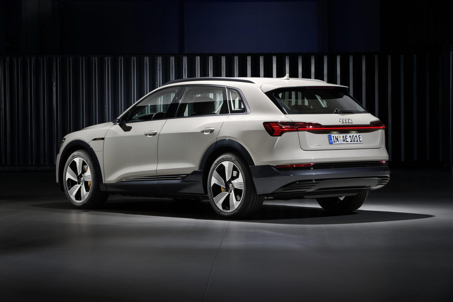 Audi e-tron Quattro Exterior