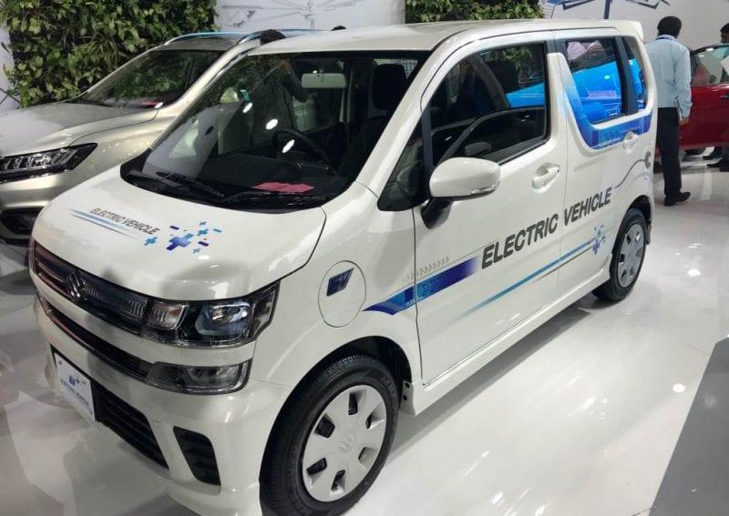 suzuki electric car