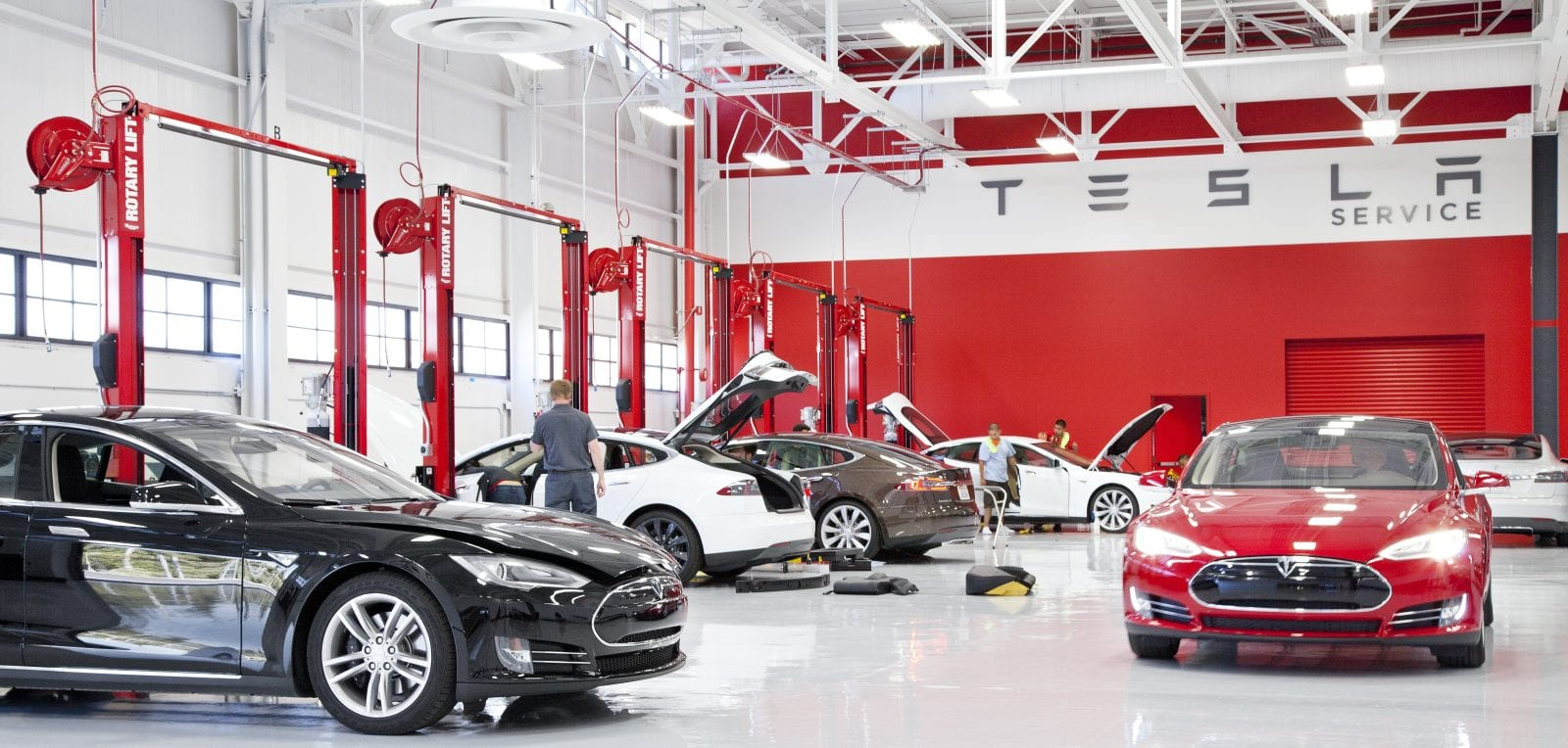 Latest Tesla News - Service Expansion