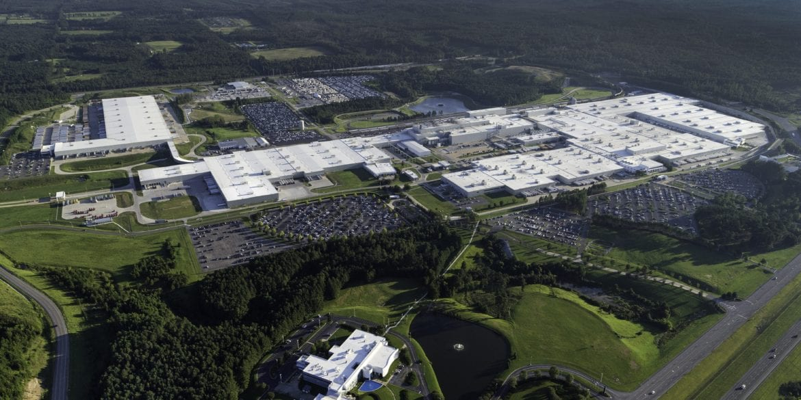 Alabama Daimler Battery Factory