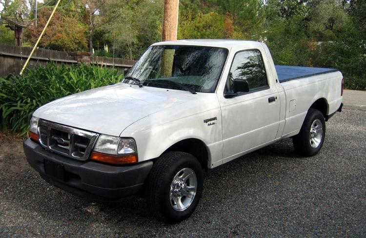 Ford Ranger EV