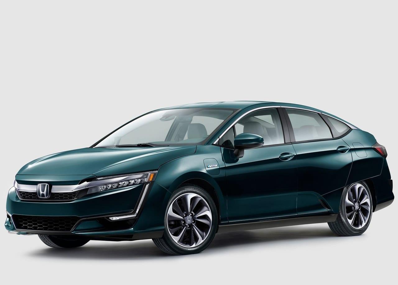 Honda Clarity PHEV01