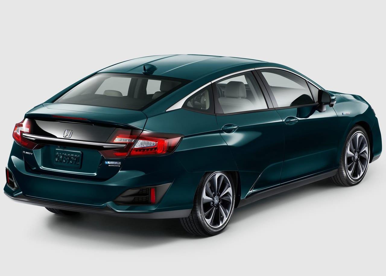 Honda Clarity PHEV02