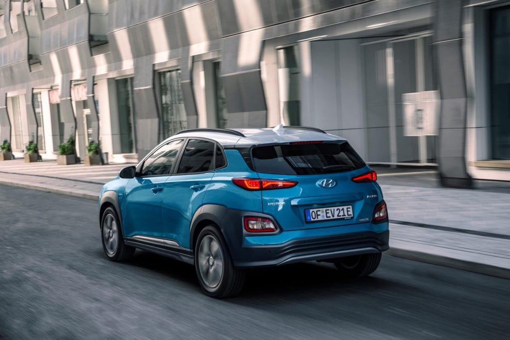 Hyundai Kona Electric Price Revealed In The US, Only