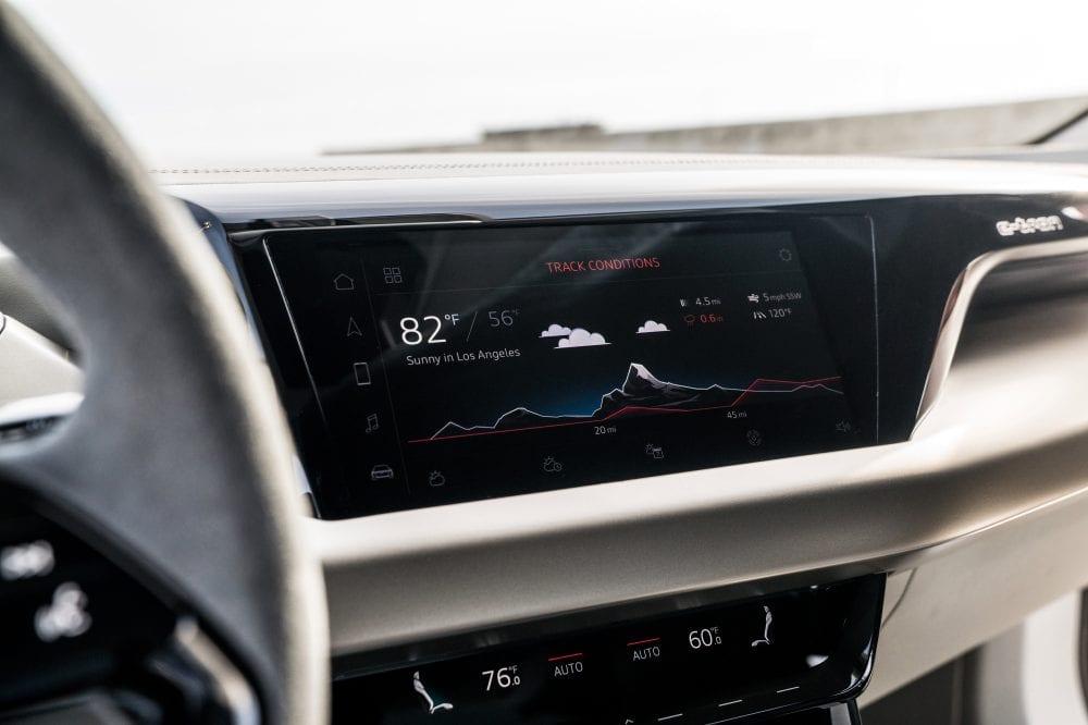 Audi-e-tron-GT interior 2