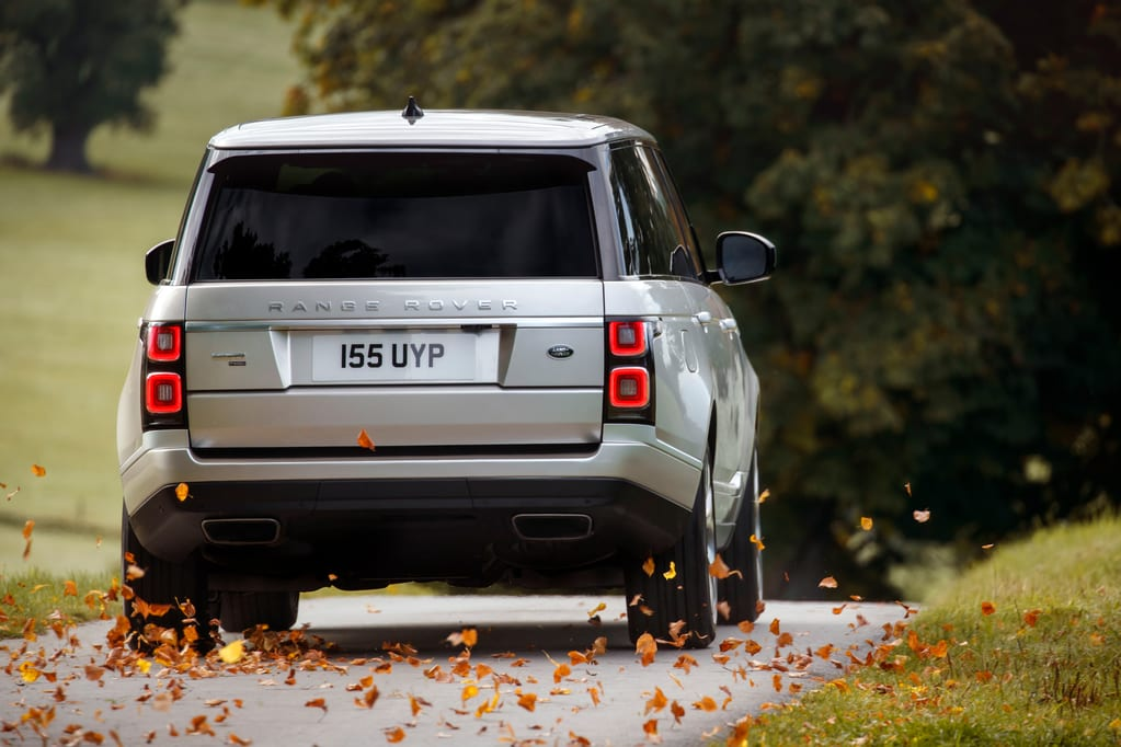 Land Rover Range Rover Plug-in