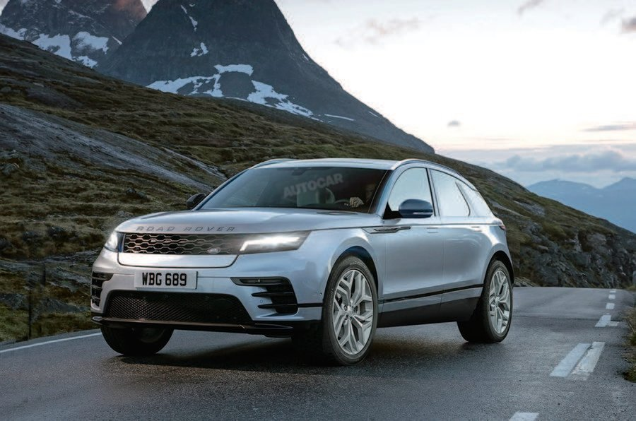 Land Rover Road Rover Render