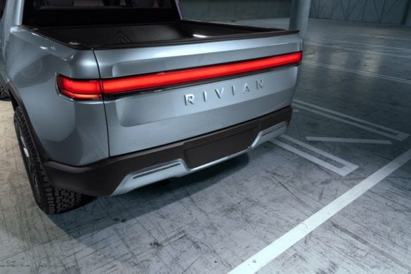 Rivian Announces New R1T Electric Pickup Truck