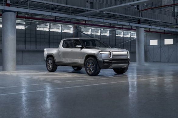 Rivian Automotive Announces $700M Investment Led By Amazon
