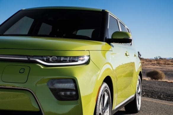 2020 Kia Soul EV Unvieled With New 64 kWh Battery