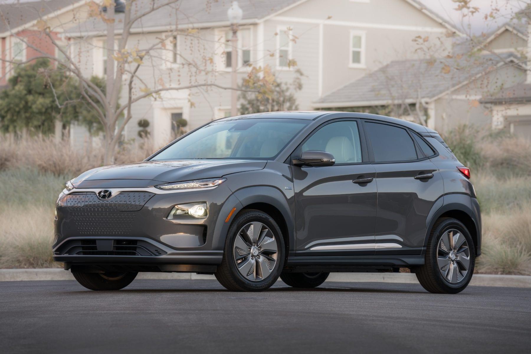 Hyundai Kona Electric Crossover