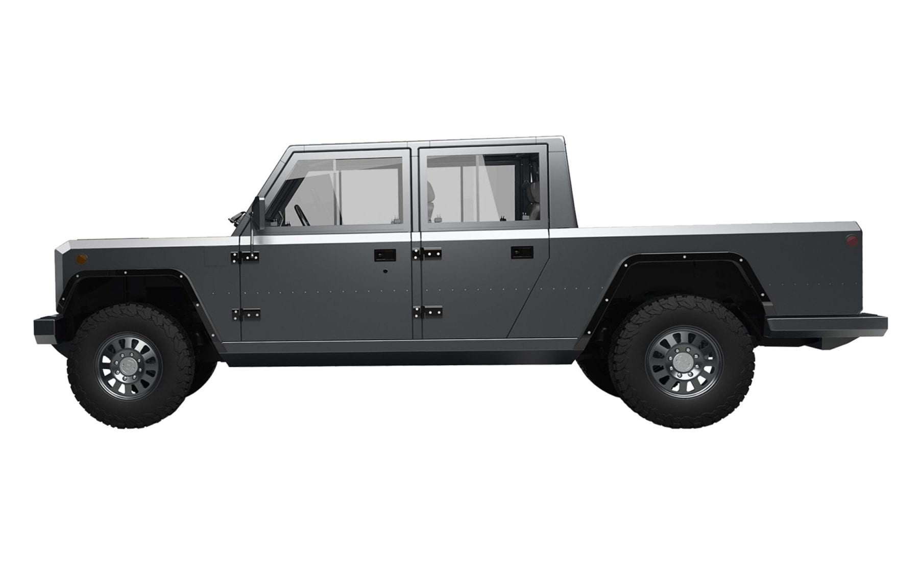 Both The B1 And B2 Are Extremely Rugged Simplified Vehicles These Electric For Next Gen Of Jeep Hummer
