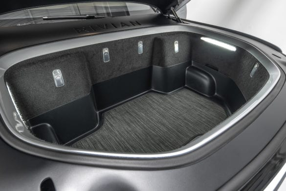Rivian R1T Front Trunk