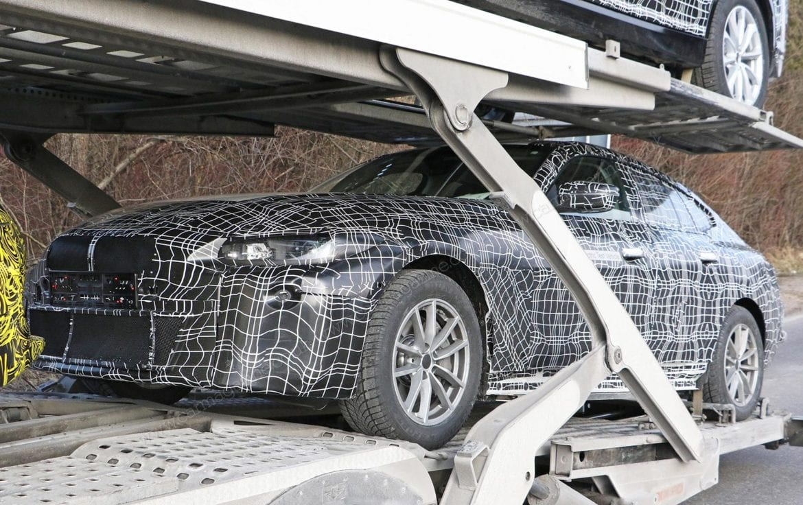 This Week in EV News: BMW i4 Spy Shots, Future Electric Dodge Challenger, Toyota-Panasonic Partnership, and More!
