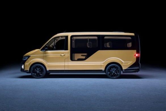Volkswagen's MOIA Electric Shuttle Bus Service Launching Soon