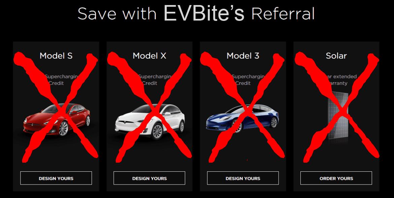 Tesla Referral Program >> No More Tesla Referral Program Now What Evbite
