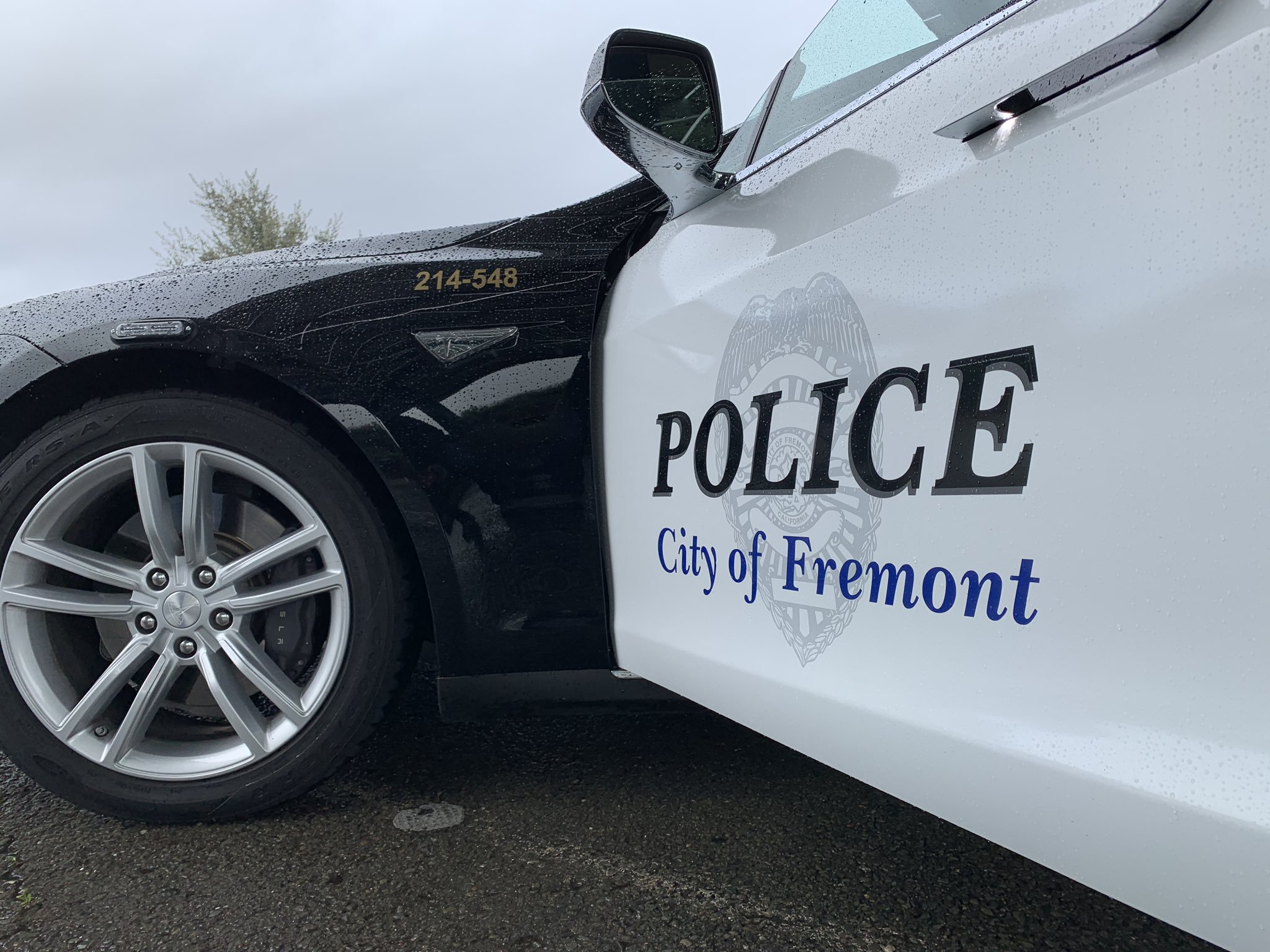 Fremont, CA Shifts to All-Electric Police Cars | EVBite