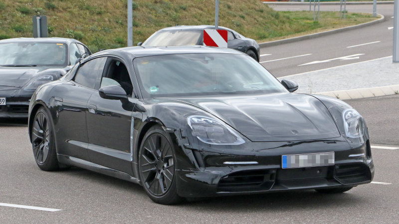 Developing The Porsche Taycan Has Been No Easy Feat For Legacy Automaker Now Transitioning Towards Electric At Each And Every Car To Be