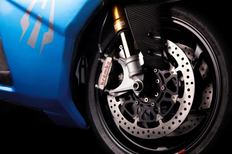 Lightning Strike Front Tire