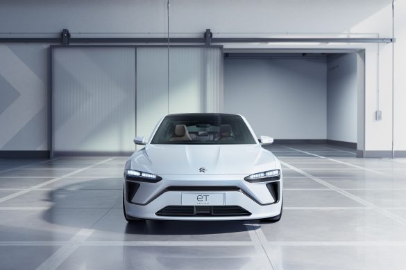 NIO ET Preview Electric Sedan Revealed, Possible Model 3 Rival