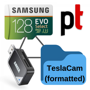Tesla Dashcam USB