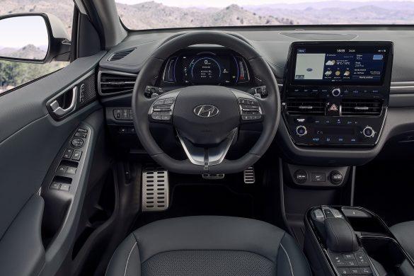 2020 Hyundai IONIQ Electric Gets Larger Battery, 182 Mile Range